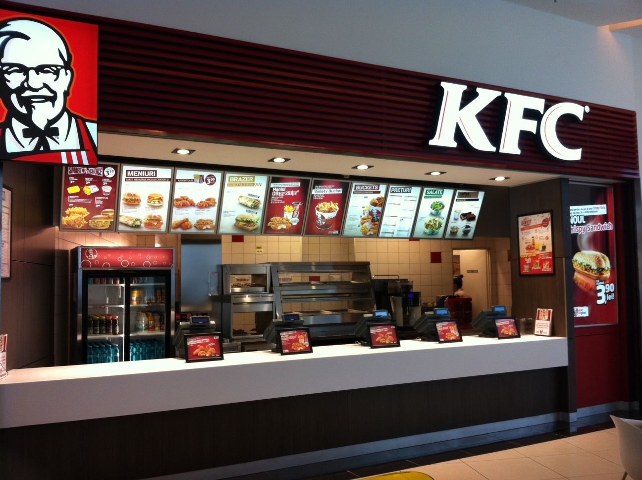 trends of kfc Market research report on the fast food industry, with fast food trends, statistics, and market  for example, kfc is known as a fried chicken fast food.